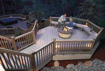 Deck Remodeling / Get inspiration for a new deck remodel.