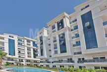 New Build Apartments in Antalya