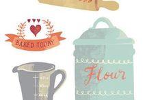 baking tags