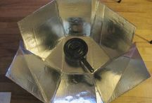 Panel Solar Cookers / by James Wampler