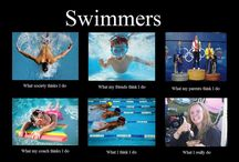 Swimming / Good quotes about my sport