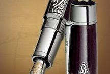 Papelería! / Bolígrafos, plumas, cuadernos, esta afición la heredé de mi padre!