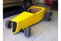 baby car projects
