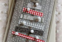 Christmas cards, crafts - vánoční přání / Vánoční drobnosti, přání, dárky
