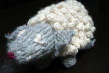 mon tricot et crochet