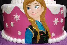 Princesa Ana De from the moive Frozen