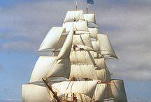 Sails & oars