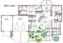 House designs.