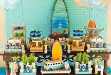 birthday party ideas 'Moana'