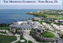 MOORINGS Vero Beach Florida / The MOORINGS community is located on the barrier island of Vero Beach.  You will find a nice variety of homes, townhomes and condominiums.  Many overlook the ocean, river or the golf course.  A very active community with a grand clubhouse, golf course, private beach, fitness center and tennis club.  I can help you find the perfect place at the MOORINGS.
