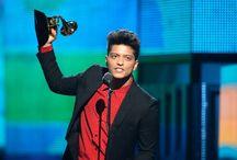 Bruno Mars at Grammy Awards 2014