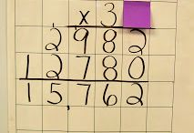 Middle School Math Operations