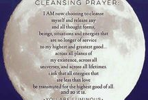 PRAYER {soul} / Prayer, words you use to cleanse your soul, words you use to give gratitude to your Source and words you use to protect yourself. What does prayer mean to you? Share at Levnow.com