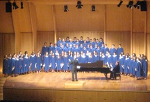 Princeton High School Choir Concert Coral en Barcelona