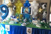 Real Madrid Party