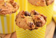 Muffinok / sós és édes