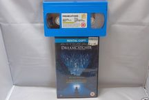 Vhs Video Tapes And Audio Tapes / vhs,videos,horror,big box,pal,ntsc,retro films,audio cassettes,audio tapes