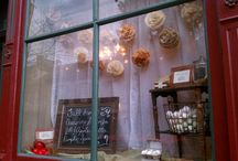Provenance Soapworks Window Displays