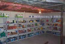 emergency preparedness & food storage. / by Dana Ward