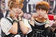 0. Bts V and Jin