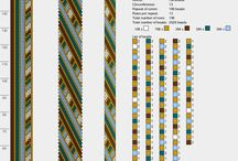 Seed bead jewelry patterns