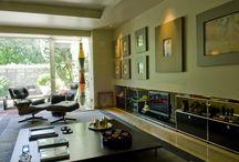 INAIN® interiordesign - Projecto particular com USM / Instalação de USM Haller em projecto particular da INAIN® interiordesign