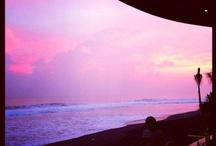 Sunsets at Komune Keramas