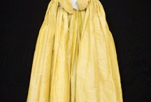 18th C Costume: Yellows