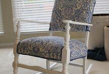 Chairs / by Elisabeth Crowe