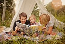 Family Photo Ideas / by Tiffany Deonanan