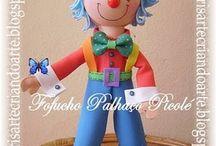 Fofuchas / by Patricia