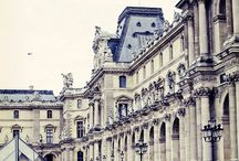 Paris / by Tessa Horehled