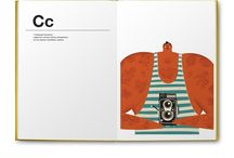 Books about Graphic Design, Illustration + Typography