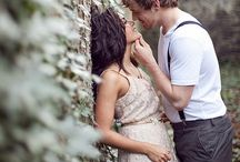 Romantic Photography / Photogs of couples - warm, romantic and soft poses for photography