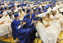 Graduations / by Lebanon Daily News = newspaper photography