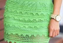 We Love skirts and dress!