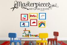 Kids Room Decor / Fun ideas for any kids room!
