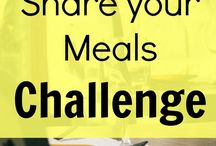 Healthy living challenges