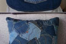 джинсовые переделки