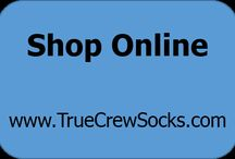 Where to Buy LDS Temple Socks / Buy online at www.truecrewsocks.com or at the following retailers...