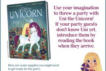 Book themed parties / by Random House Children's Books