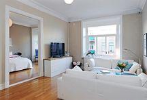 Decorating A Small Apartment / Konceptliving Interior Designs and Decorating A Small Apartment