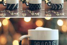 DIY/COOL Mugs