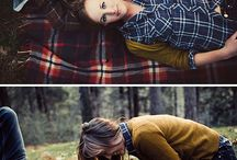 Automne shooting couple