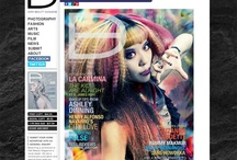 Goth modeling, rainbow hair, Gothic Lolita clothing: Dark Beauty magazine / La Carmina on the COVER of Dark Beauty Magazine!! Modeling street style in the streets of Hong Kong, China. What do you think of the Gothic Lolita clothing, Goth makeup, rainbow hair & Toni and Guy hairstyling? More on LaCarmina fashion blog: http://www.lacarmina.com/blog/2013/01/cover-model-for-dark-beauty-magazine-hong-kong-gothic-lolita-photoshoot-spider-fashion-line-mongkok-modeling/ goth model, gothic modeling, alternative model, GOTHIC LOLITA brands hong kong, china gothic, goth punk / by La Carmina