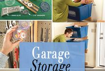 Great Garages / Gadgets, tools, designs, tables....all the stuff that makes a garage unique.
