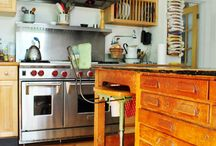 Kitchen Coveting / by Gail Werner
