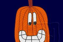 Prim Halloween Machine Embroidery Designs Collection for 2014! / machine embroidery designs New for Halloween 2014.. Sweet Prim designs. 27 in total. http://cindysembroiderydesigns.com/Prim-Halloween-2014.html