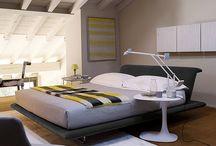Bedrooms / by E Adams