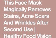 Traditional skincare